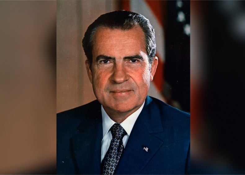 #20. Richard M. Nixon