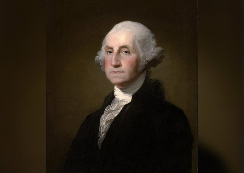 #17. George Washington