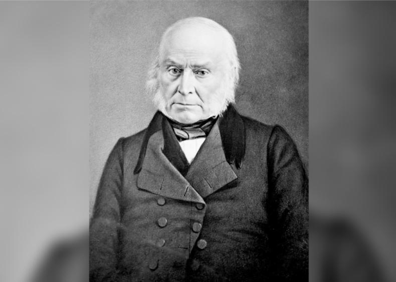 #16. John Quincy Adams