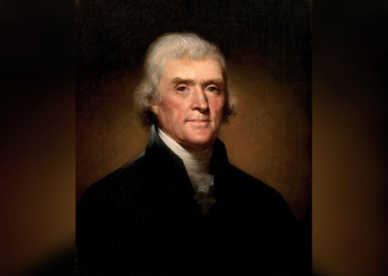 #15. Thomas Jefferson