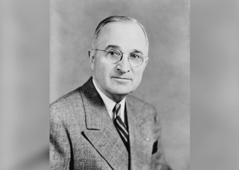 #12. Harry S. Truman