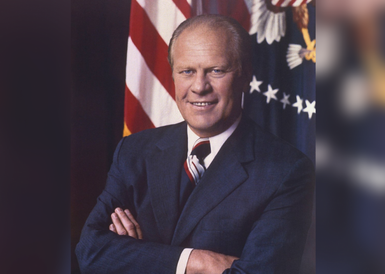 #11. Gerald R. Ford
