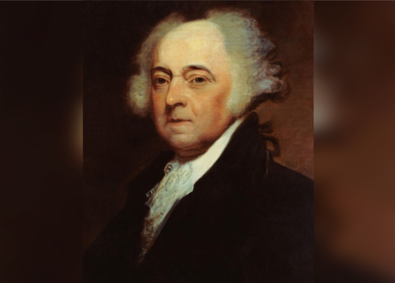 #10. John Adams