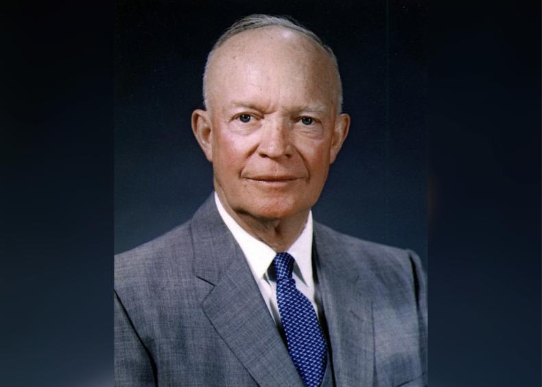#8. Dwight D. Eisenhower