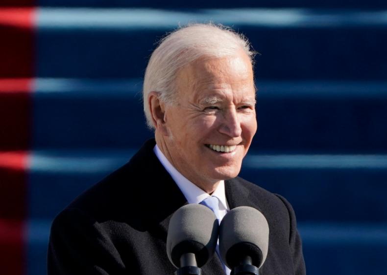 #1. Joseph R. Biden
