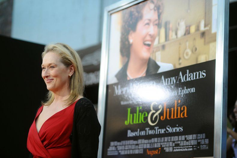 Meryl Streep Julie & Julia Netflix RomCom