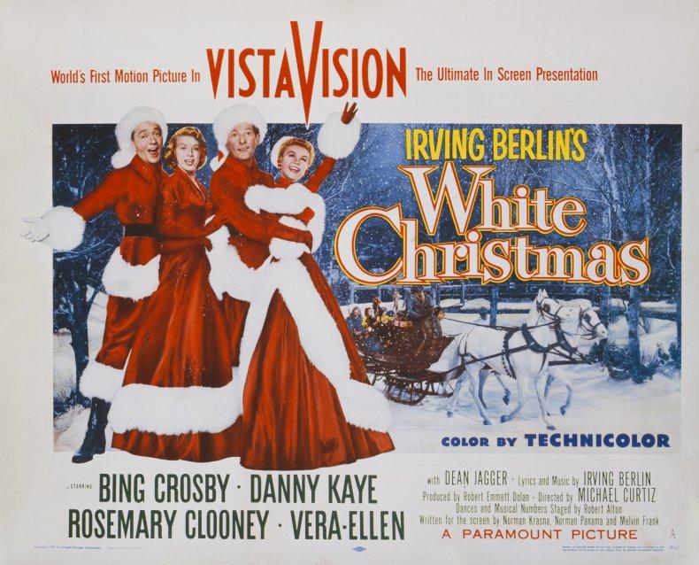White Christmas RomCom Netflix