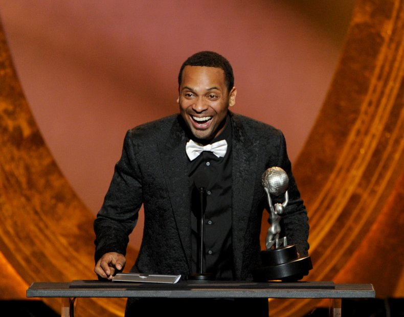 Jumping the Broom Mike Epps