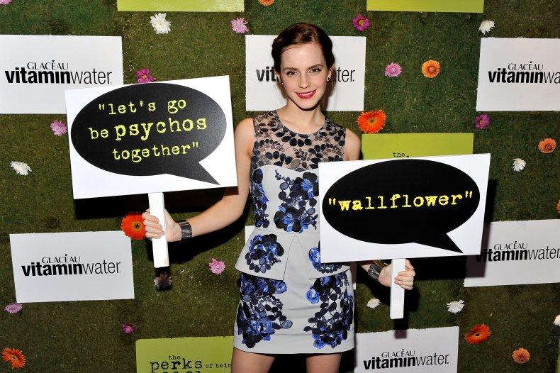 Emma Watson Perks Wallflower Netflix RomCom