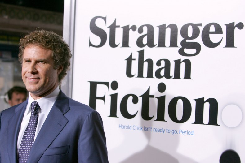 Will Ferrell Stranger Than Fiction