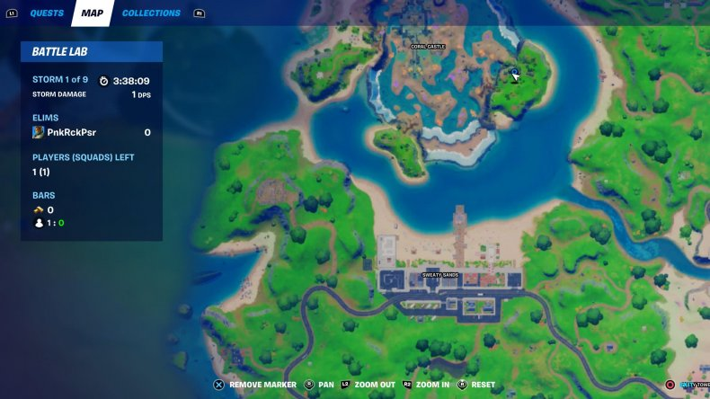 Airplane Coming To Fortnite Fortnite Crashed Plane S Black Box Location For Week 9 Challenges