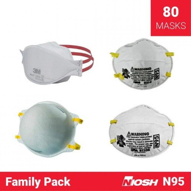 N95 Family Pack