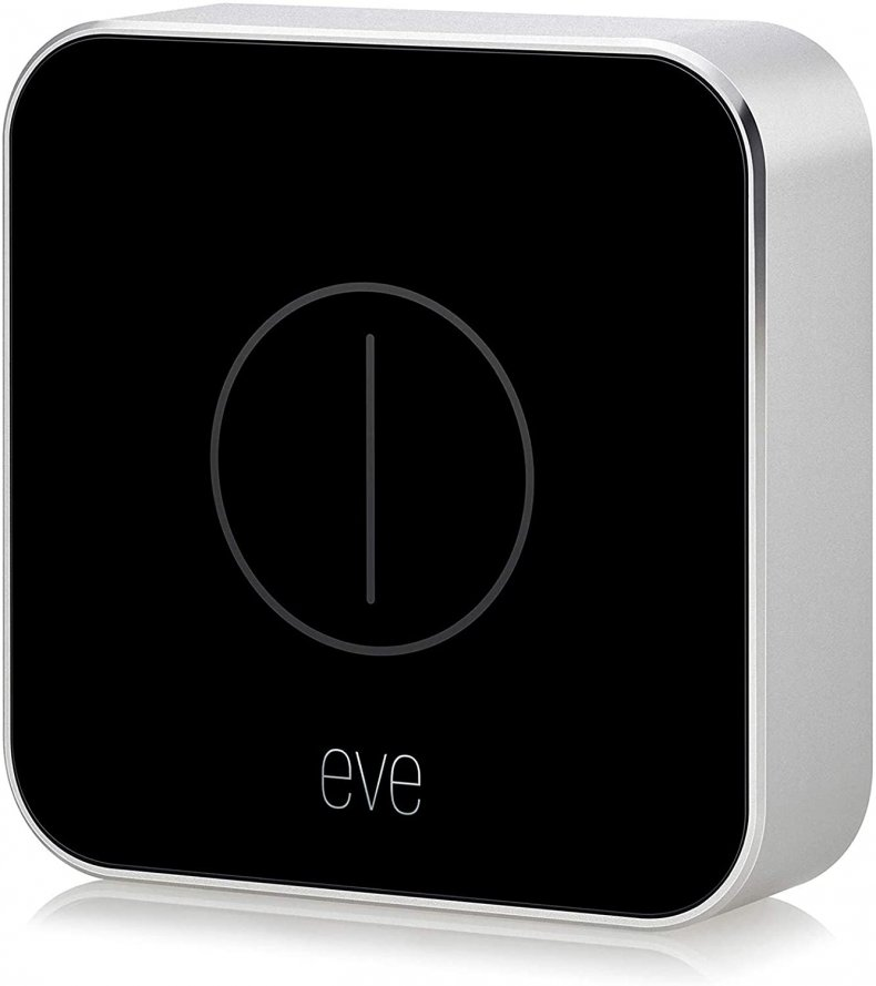 Eve connected button