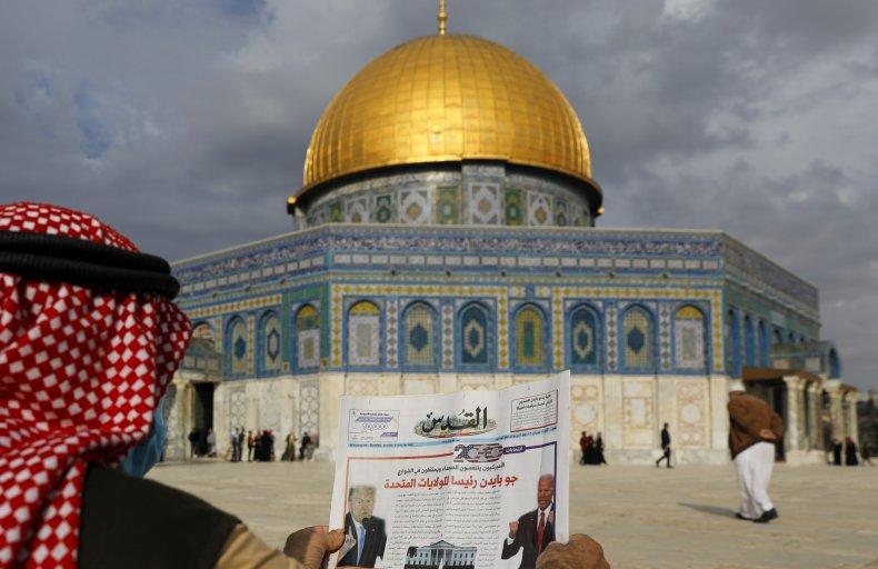 jerusalem, aqsa, mosque, palestine, israel