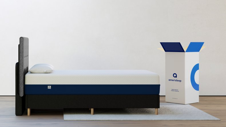 Amerisleep AS3 Memory Foam Mattress