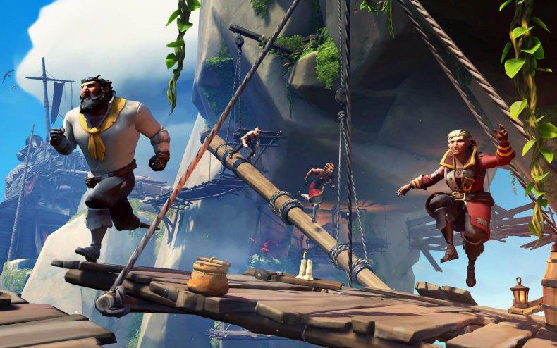 sea thieves season 1 update release time