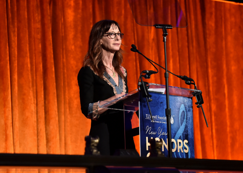 Jody Gerson became first female leader of a major music company