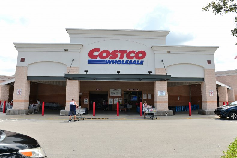 Costco Florida July 2020