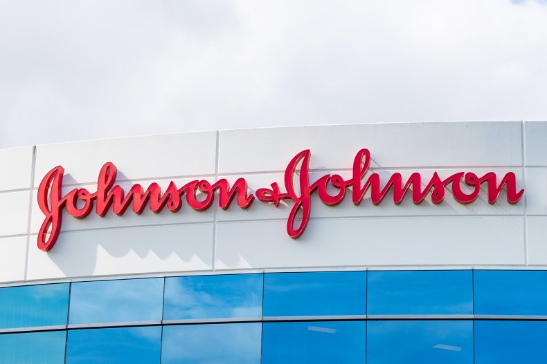 Johnson & Johnson offices in California