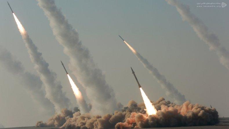 iran, missile, test, great, prophet