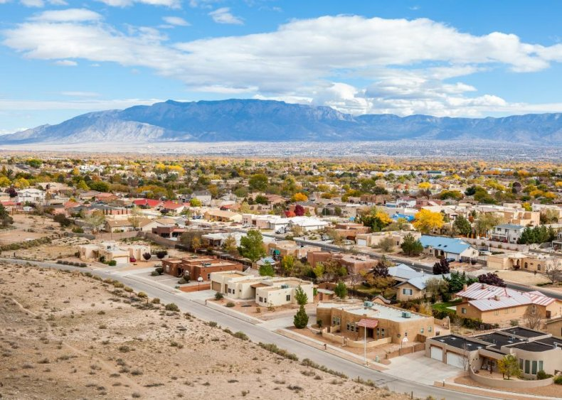 #6. New Mexico