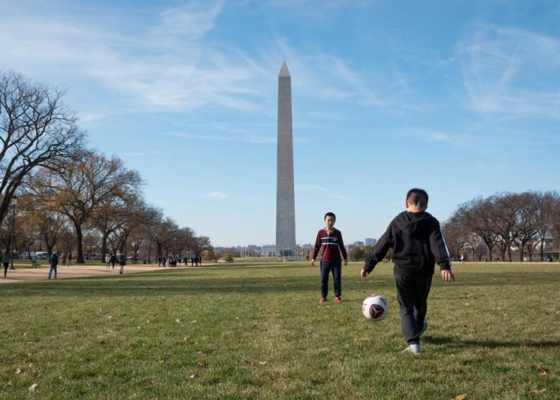 #2. Washington DC