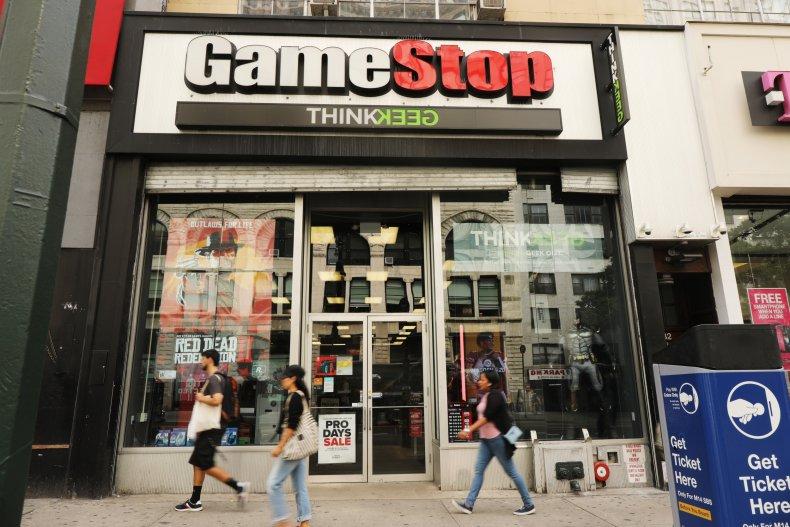 GameStop Stock Market Barstool Fund