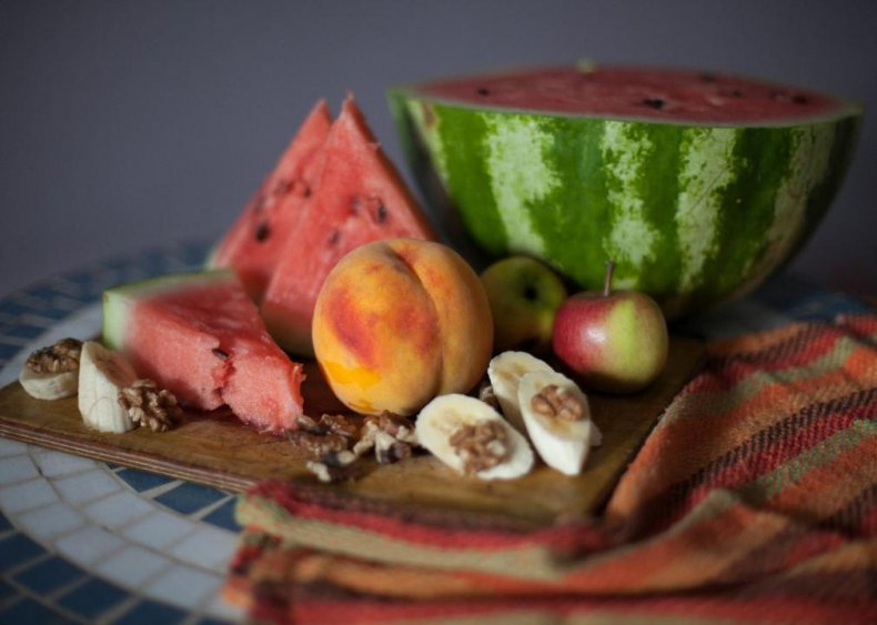 Raw foods can cause oral allergy syndrome