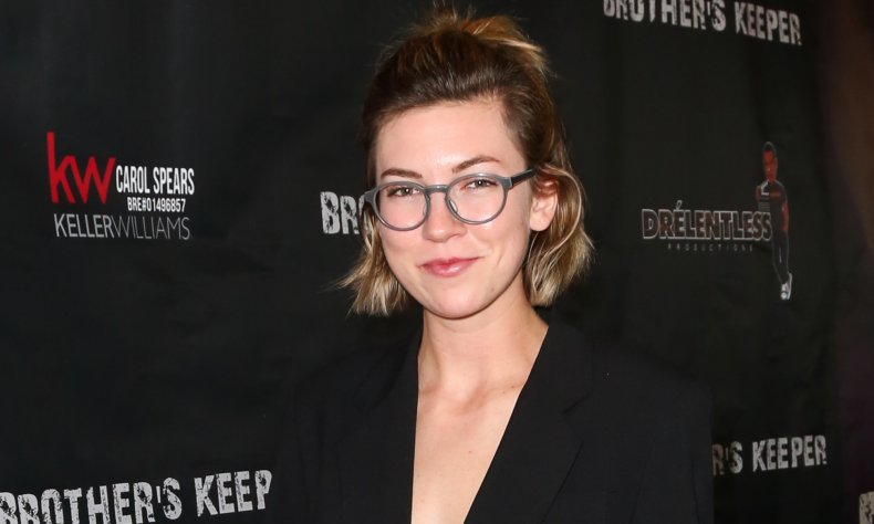 Actress Avalon Penrose attends Brother's Keeper premiere