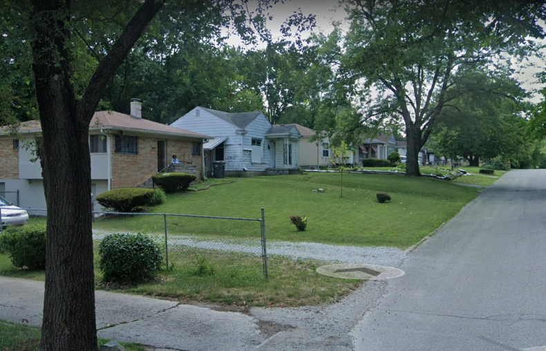 Indianapolis family murder