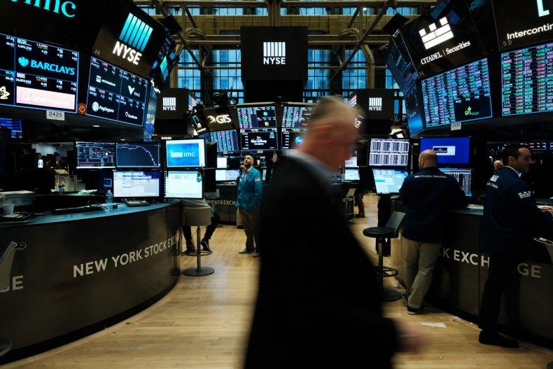 Inside the New York Stock Exchange