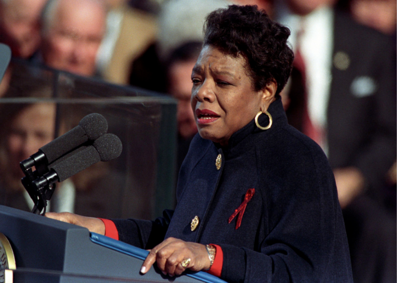 """#100. Maya Angelou's """"On the Pulse of Morning"""""""