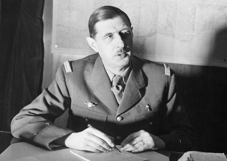 "#96. Charles de Gaulle's ""Appeal of June 18"""