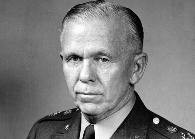 """#94. George C. Marshall's """"Marshall Plan"""""""