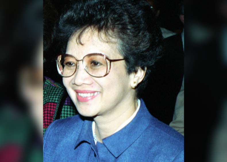 """#93. Corazon Aquino's """"Speech Before the Joint Session of the United States Congress"""""""