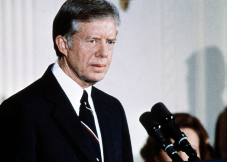 """#92. Jimmy Carter's """"Energy and National Goals: Address to the Nation"""""""