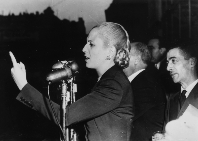 """#91. Eva Perón's """"Renunciation of the Vice Presidency of Argentina"""""""