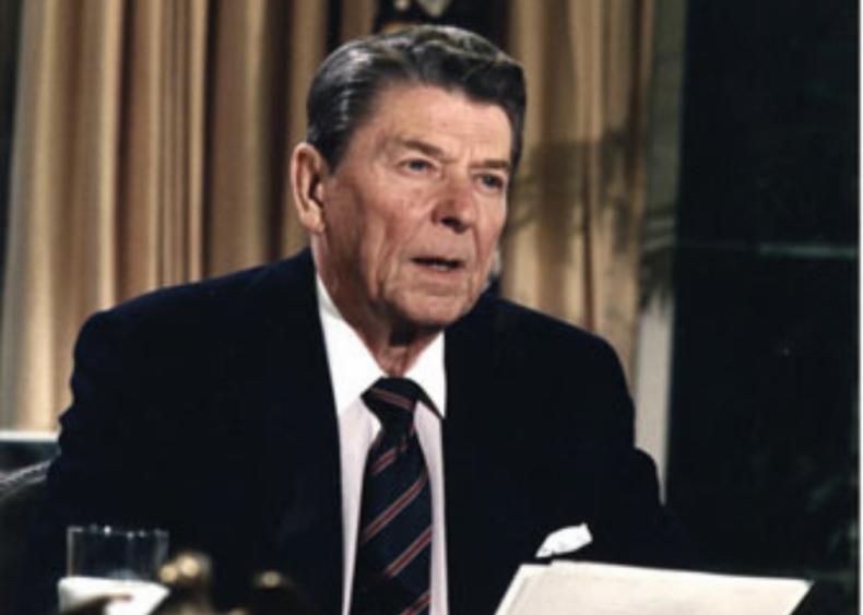 "#89. Ronald Reagan's ""Speech on the Challenger Disaster"""
