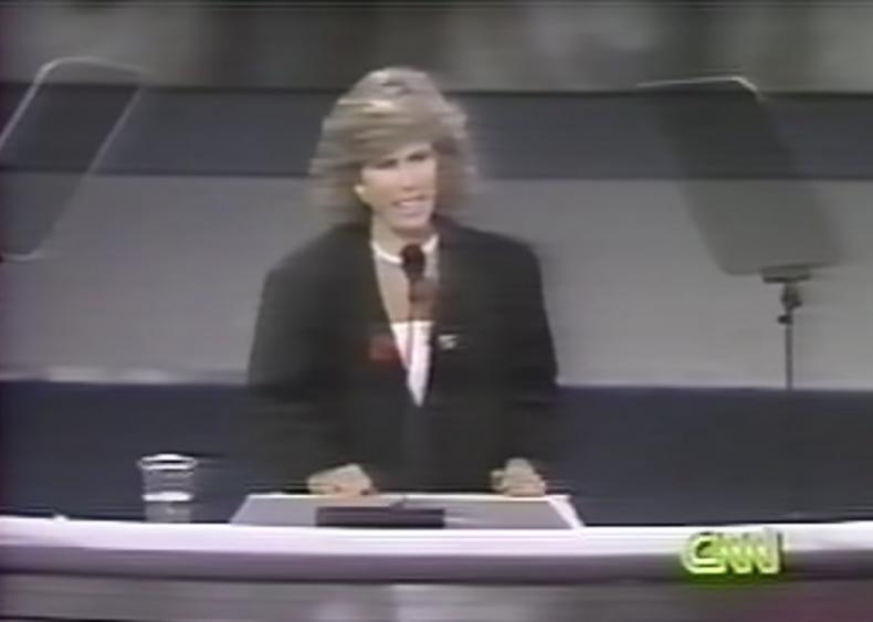 "#88. Elizabeth Glaser's ""Address at the 1992 Democratic National Convention"""