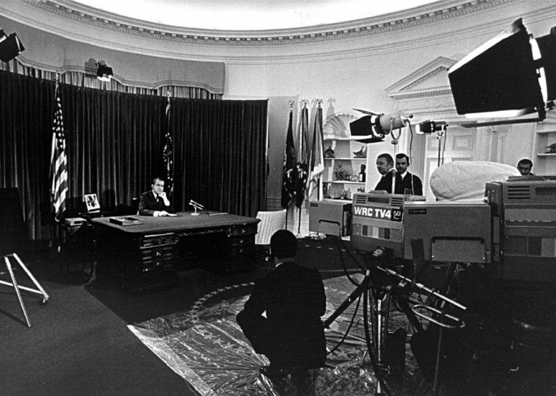 "#86. Richard Nixon's ""The Great Silent Majority"""