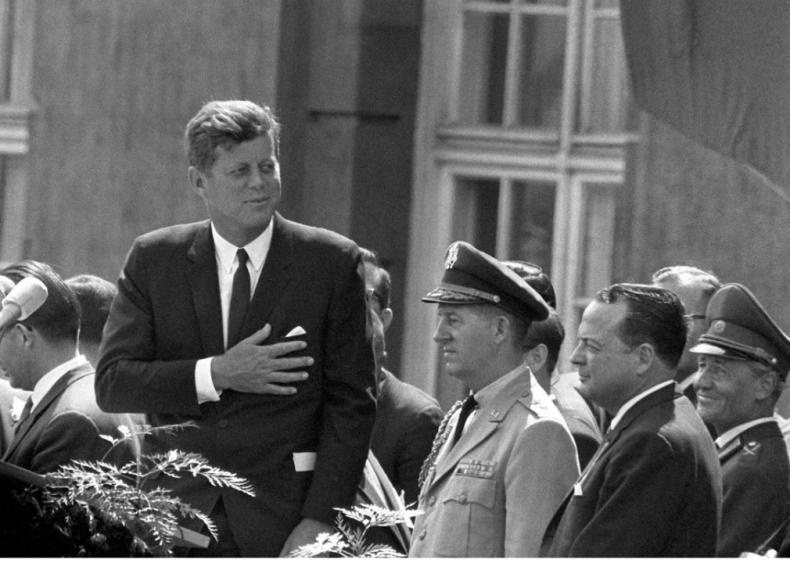 """#85. John F. Kennedy's """"Ich Bin Ein Berliner"""""""