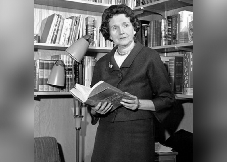 """#84. Rachel Carson's """"A New Chapter in Silent Spring"""""""