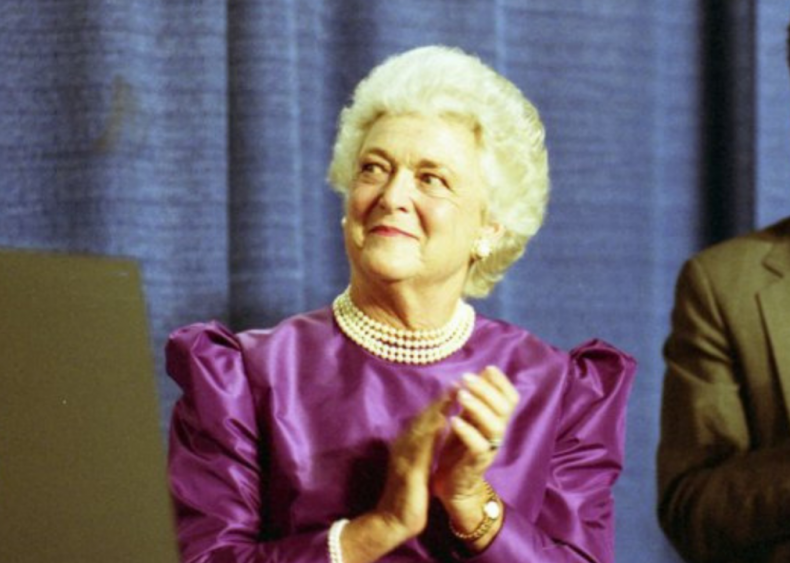 """#79. Barbara Bush's """"Choices and Change"""" commencement address"""