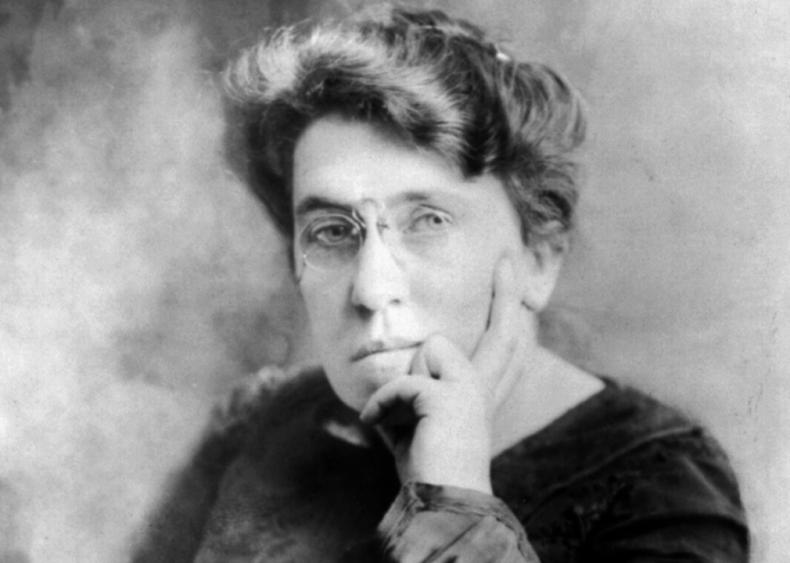 "#76. Emma Goldman's ""Address to the Jury"""