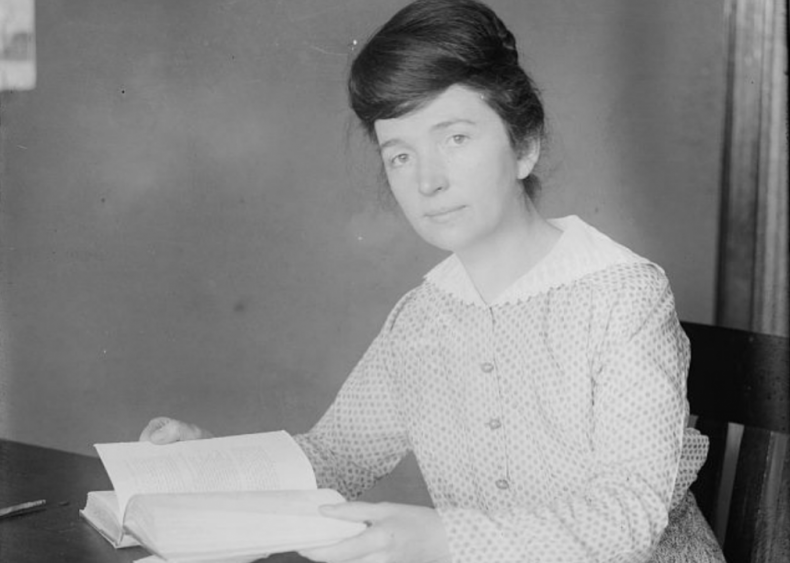 """#71. Margaret Sanger's """"The Morality of Birth Control"""""""