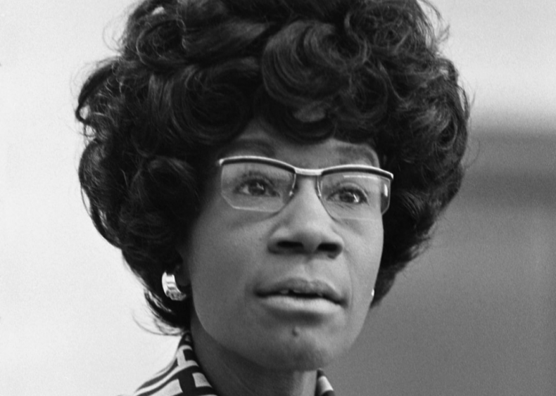 """#70. Shirley Chisholm, """"For the Equal Rights Amendment"""""""