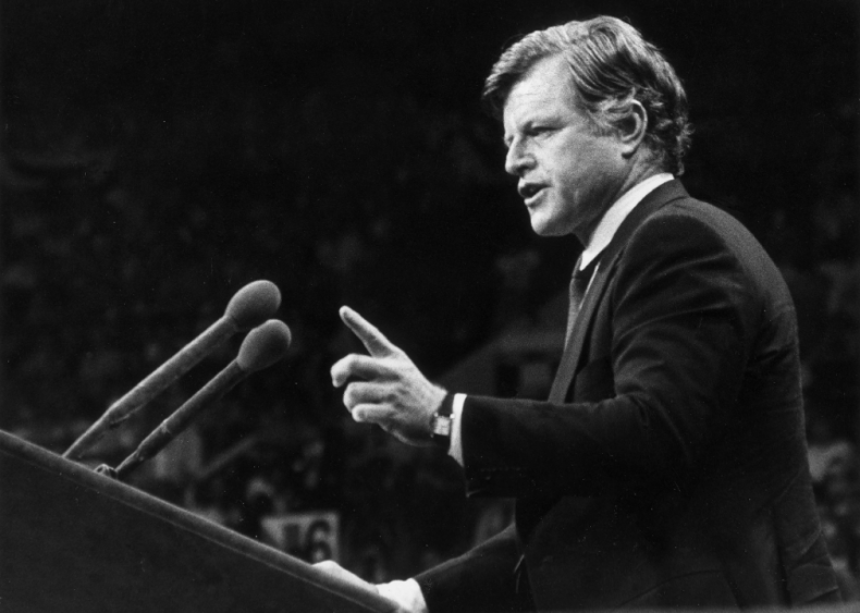 "#69. Edward Kennedy's ""Faith, Truth, and Tolerance in America"""