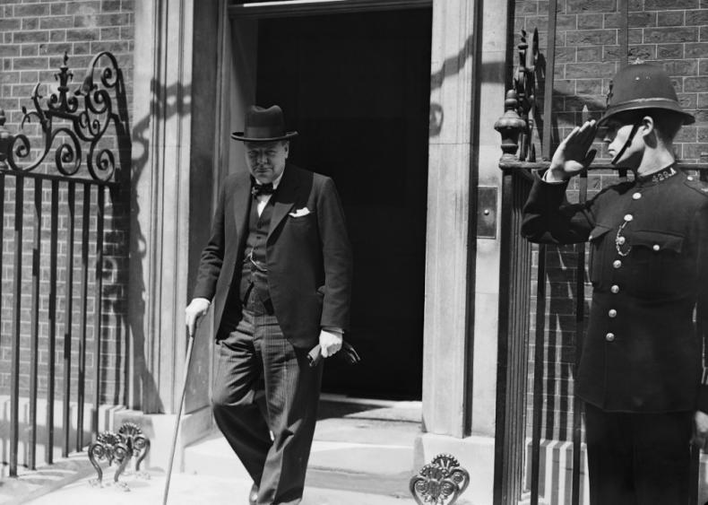 "#67. Winston Churchill's ""Blood, Toil, Tears, and Sweat"""