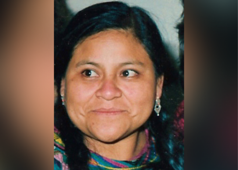 "#60. Rigoberta Menchú's ""Nobel Peace Prize Lecture"""