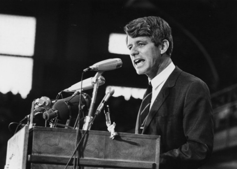 """#59. Robert F. Kennedy's """"On the Death of Martin Luther King"""""""